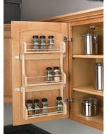 Door Mount Spice Rack - Fits Best in W1830, W1836, or W1842