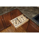 Two Tier Soft-Close Cutlery Drawer (Replaces Existing Drawer)- Fits Best in B15 or DB15-3