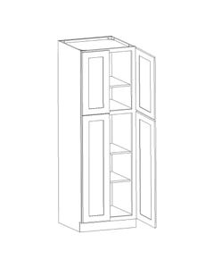 "Utility Cabinet 24"" x 84"""