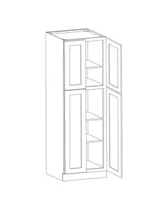 "Utility Cabinet 24"" x 90"""