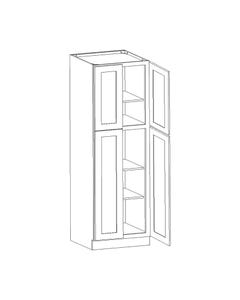 "Utility Cabinet 30"" x 96"""