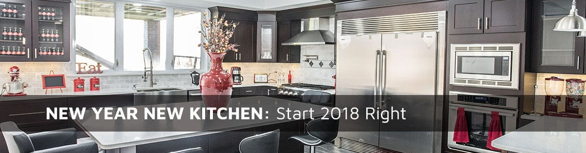 Tips For Improving Your Kitchen In 2018