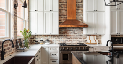 11 Beautiful Kitchen Range Hood Ideas for Your Next Renovation