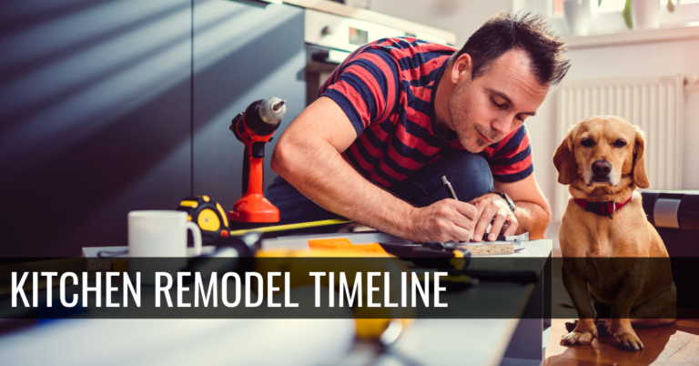 How Long Does It Take to Remodel a Kitchen?