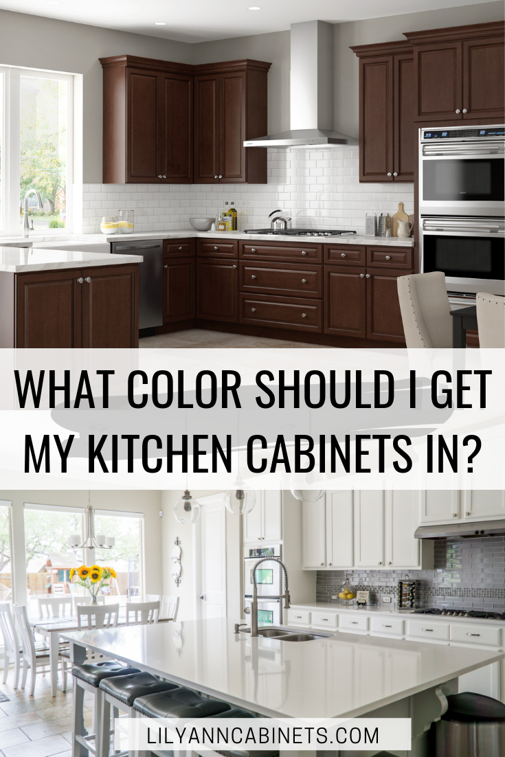 what color kitchen cabinets pinterest image