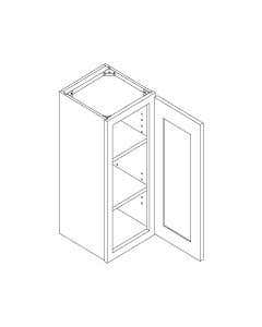 "Wall Cabinet 9"" x 30"""