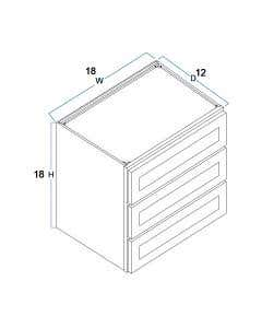 WD1818 - Wall Drawer 18""
