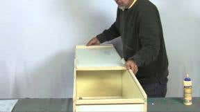 Wall Cabinet (Dovetail Assembly Process)