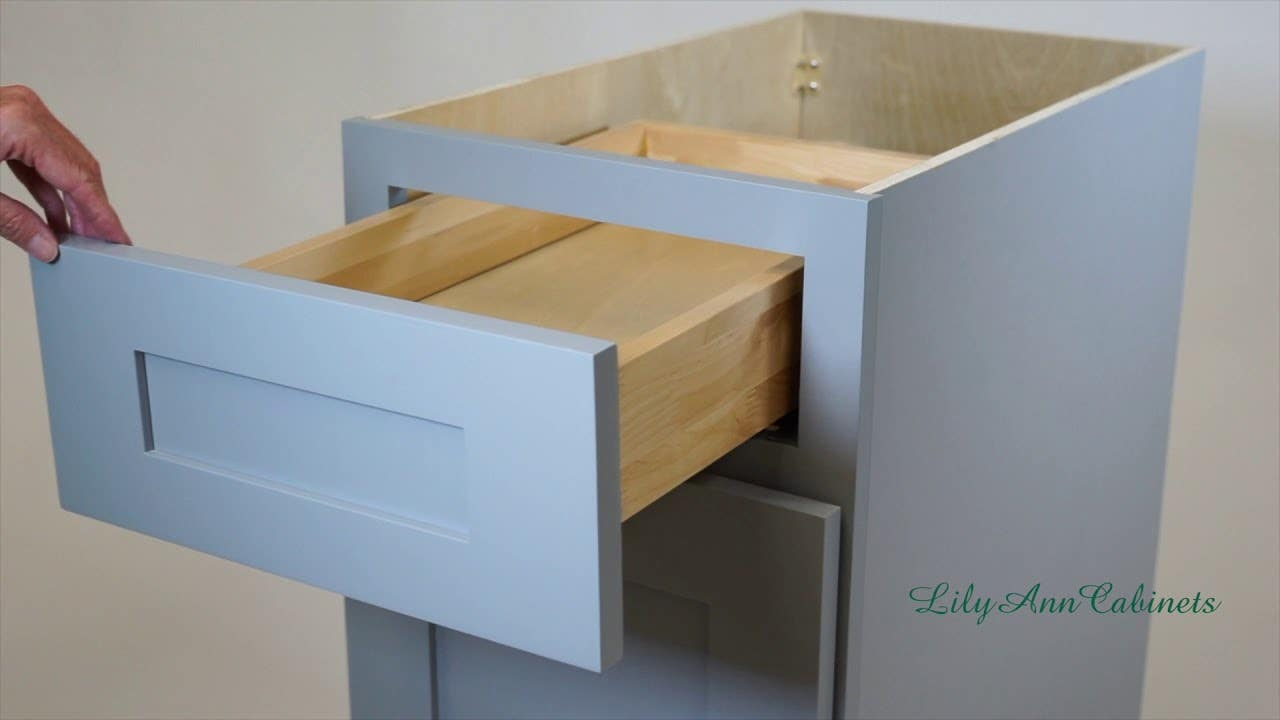 Lily Ann Steely Grey Cabinet